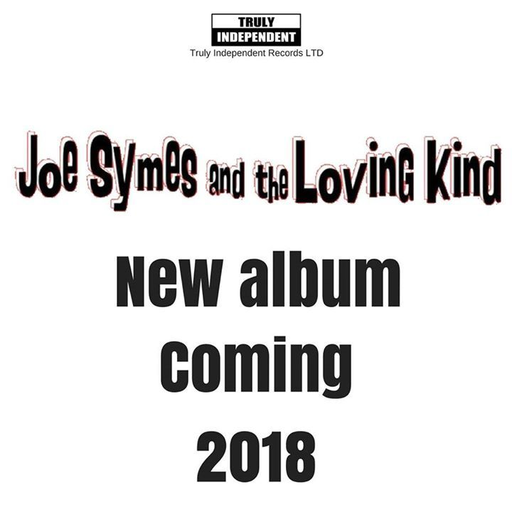 Joe Symes and The Loving Kind Tour Dates