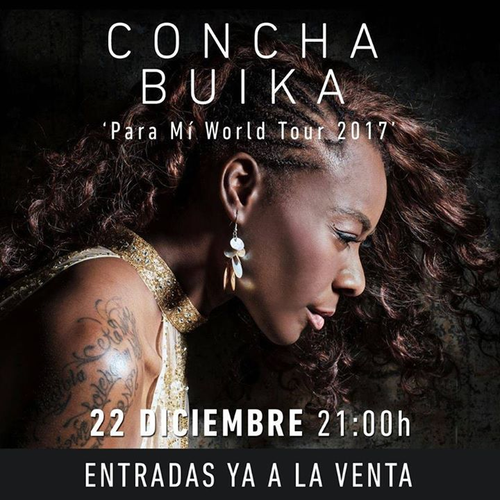Concha Buika Tour Dates