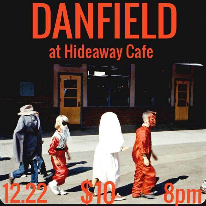 Danfield Tour Dates