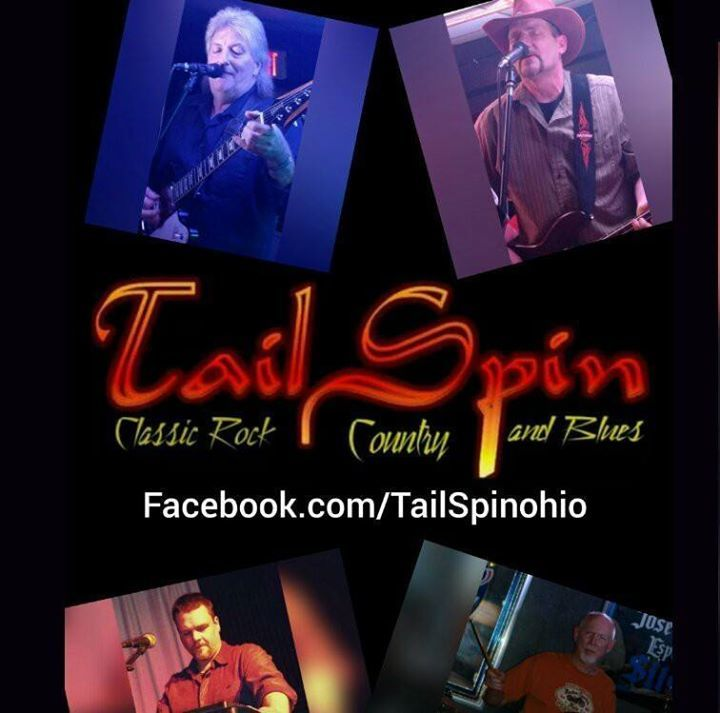Tailspin Tour Dates