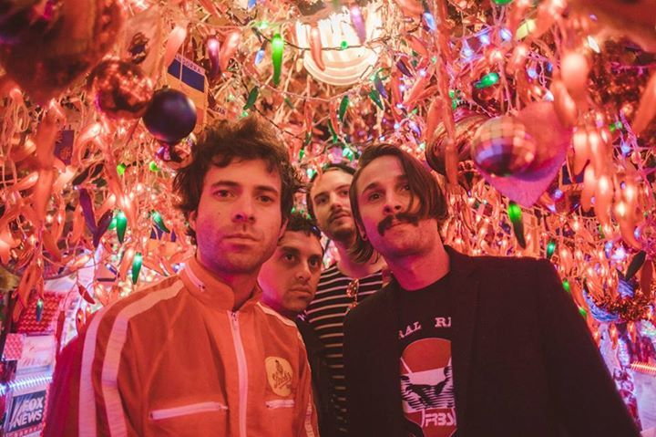 The Technicolors @ Backstage By The Mill - Paris, France