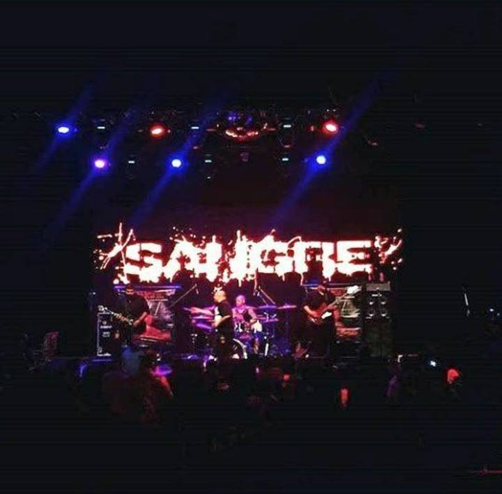 SANGRE @ Mayan Theater - Los Angeles, CA