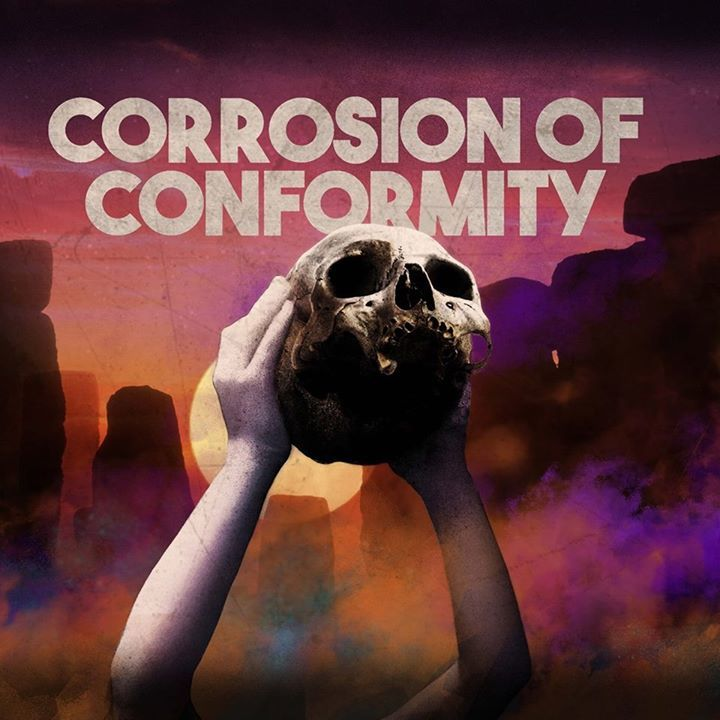 Corrosion Of Conformity Tour Dates
