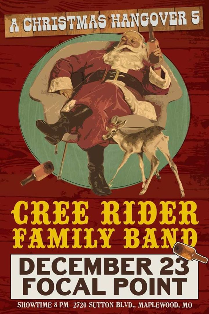 Cree Rider Family Band Tour Dates