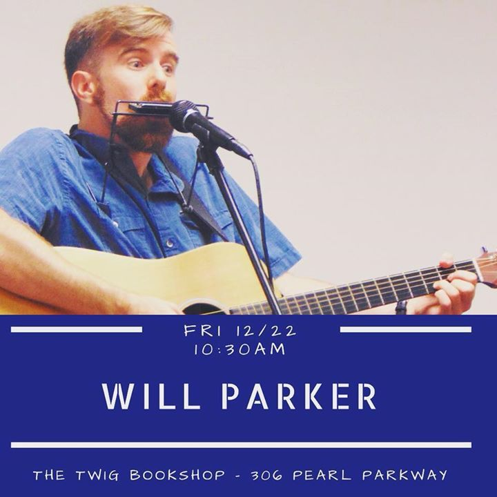 Will Parker Tour Dates