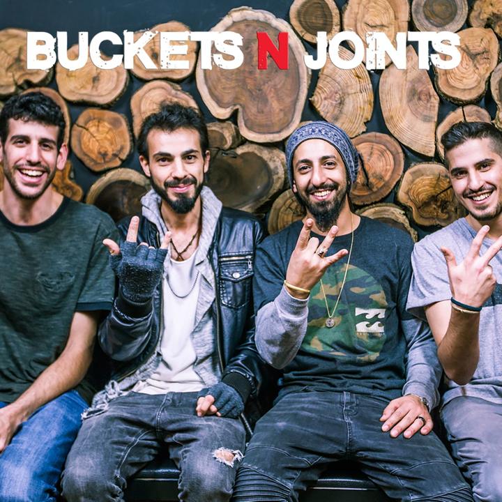 Buckets N Joints @ Kikar Hamusica sylvester 2017 - Jerusalem, Israel