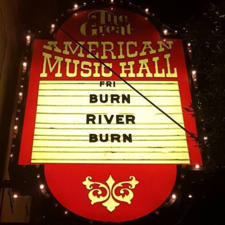 Burn River Burn Tour Dates