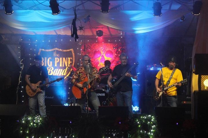 BIG PINE BAND Tour Dates