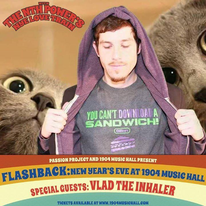 Vlad the Inhaler Tour Dates