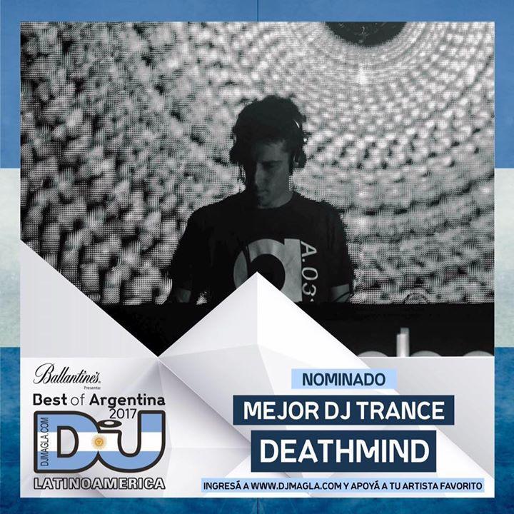 DeathMind Tour Dates