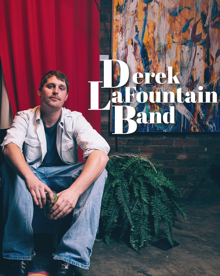 Derek LaFountain Music Tour Dates