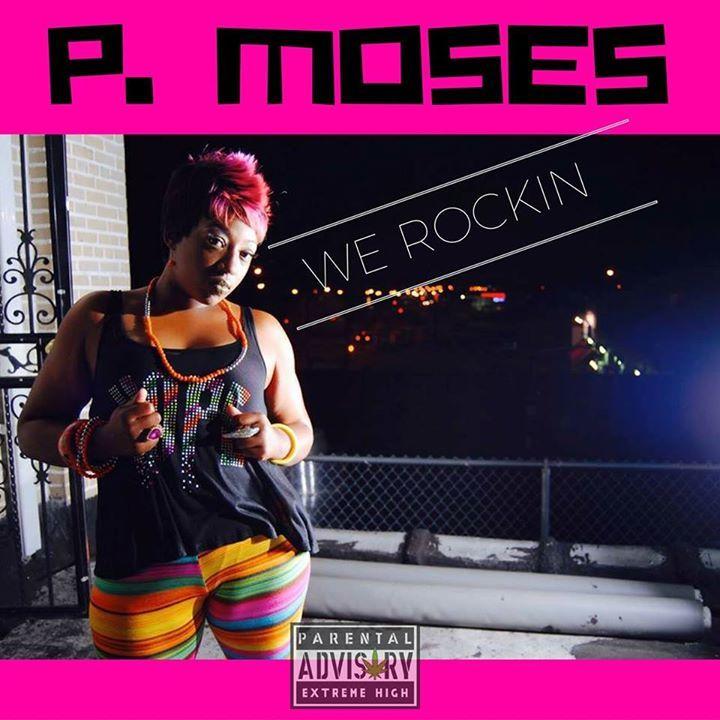 Pretty Pimp P. Moses Tour Dates