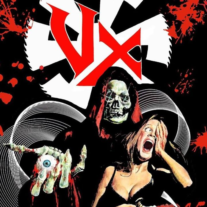 VX rudethrash Tour Dates