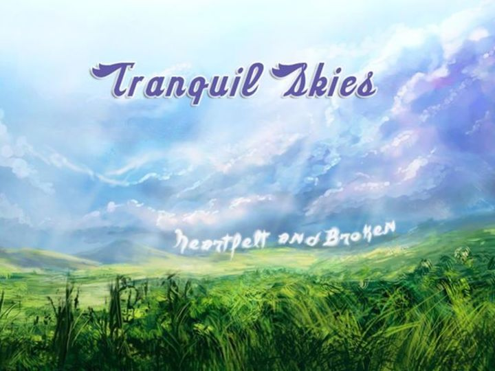 Tranquil Skies Tour Dates