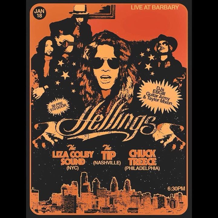 Hellings Tour Dates