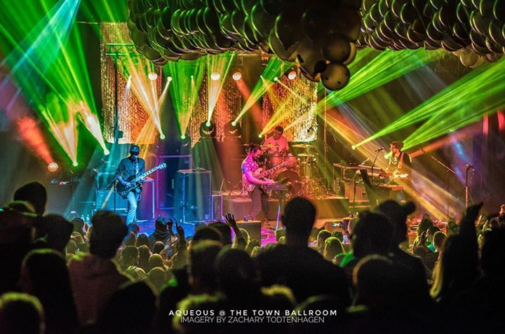Aqueous @ The Rex Theater - Pittsburgh, PA