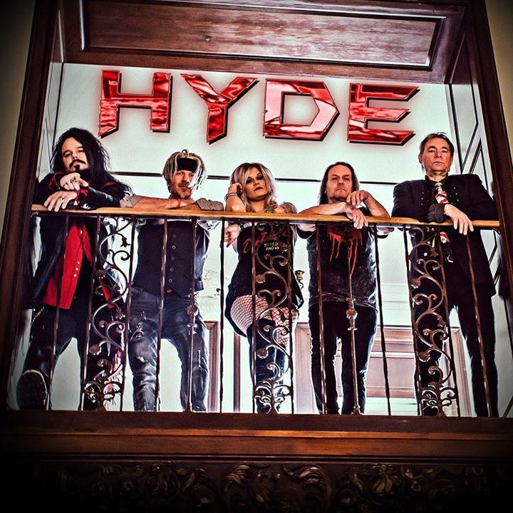 Hyde Tour Dates