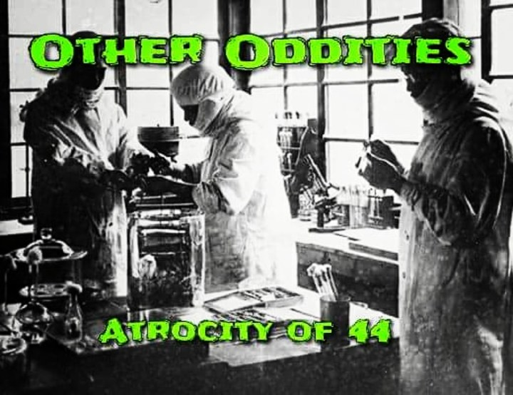 Other Oddities Tour Dates
