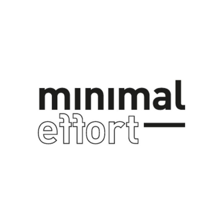 Minimal Effort @ Enox Events - Los Angeles, CA