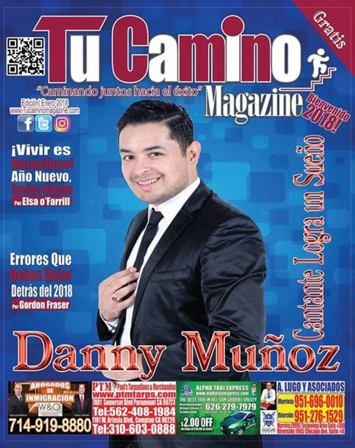 Danny Muñoz Tour Dates