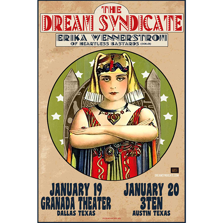 The Dream Syndicate @ The High Watt - Nashville, TN
