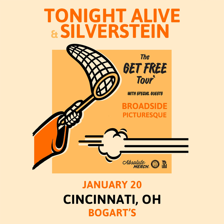 Silverstein @ Bogarts - Cincinnati, OH