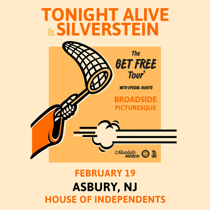 Silverstein @ House of Independents - Asbury Park, NJ
