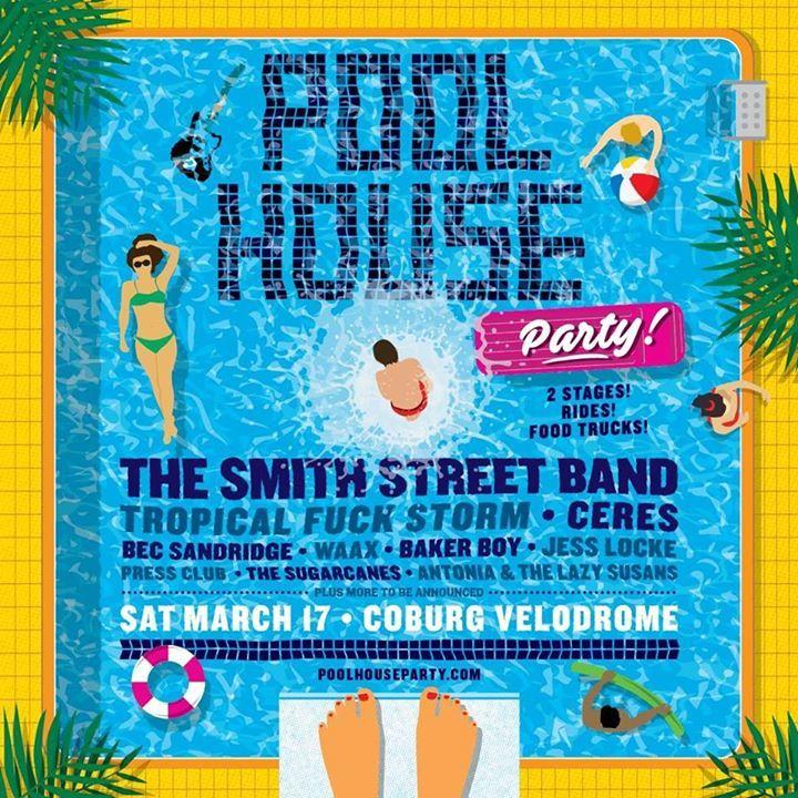 The Smith Street Band Tour Dates