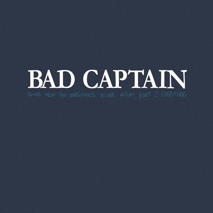 Bad Captain Tour Dates