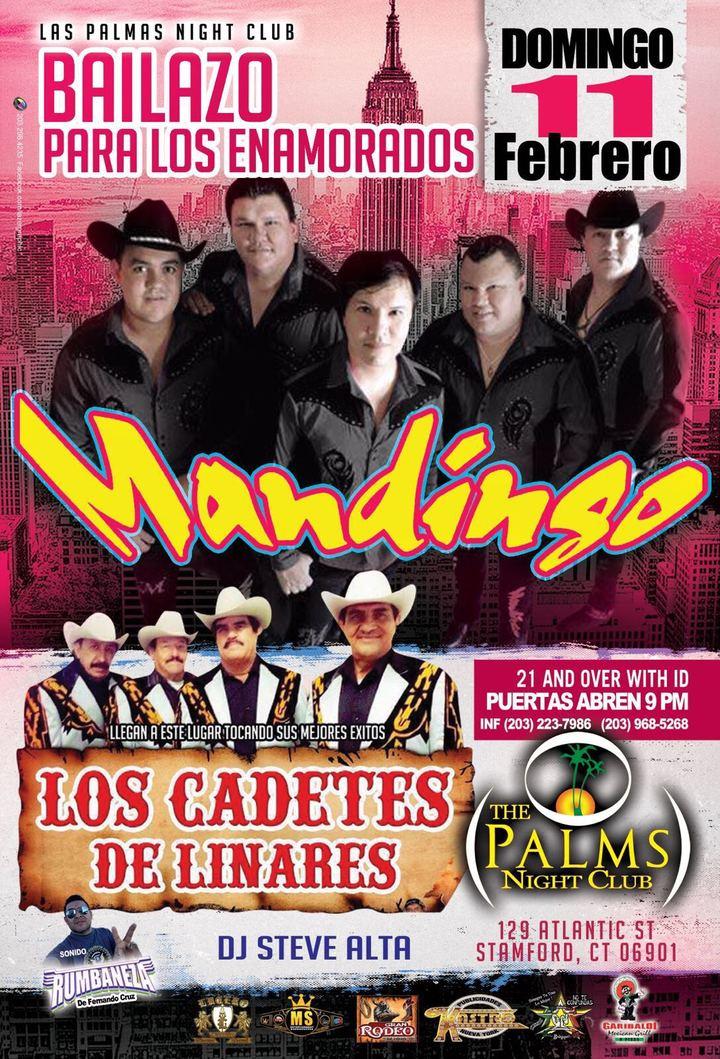 Grupo Mandingo @ The Palms Night Club - Stamford, CT