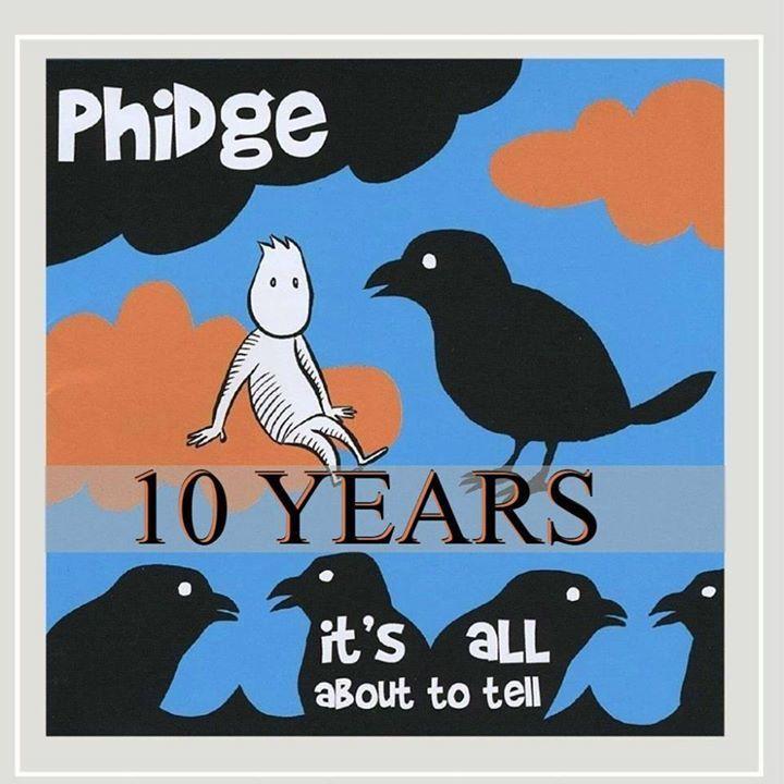 Phidge Tour Dates