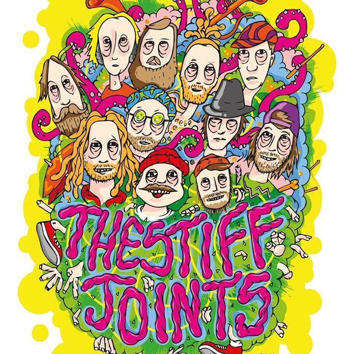 The Stiff Joints Tour Dates