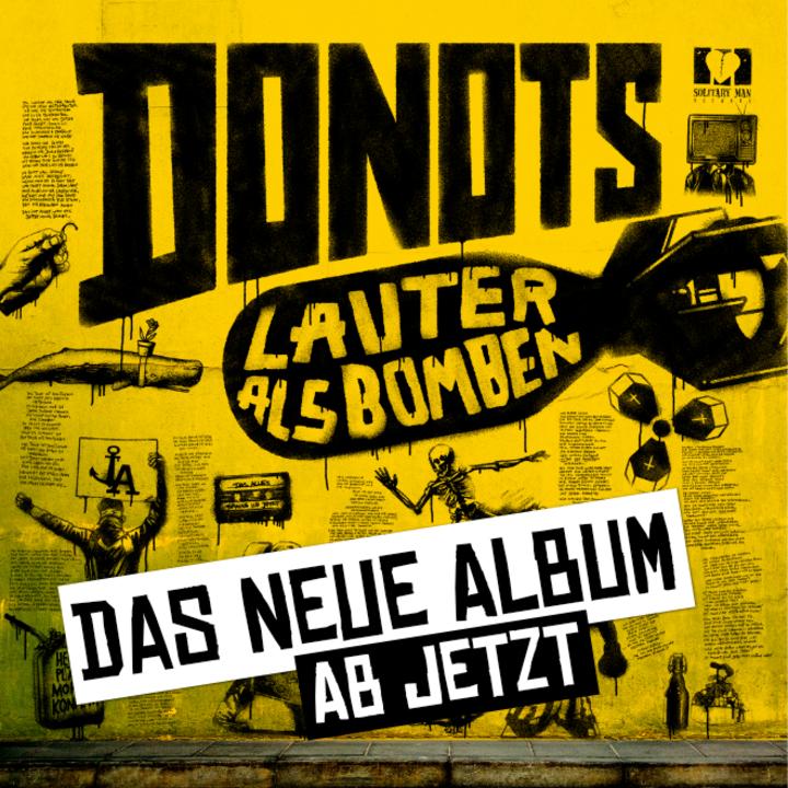 Donots @ E-Werk Köln - Cologne, Germany