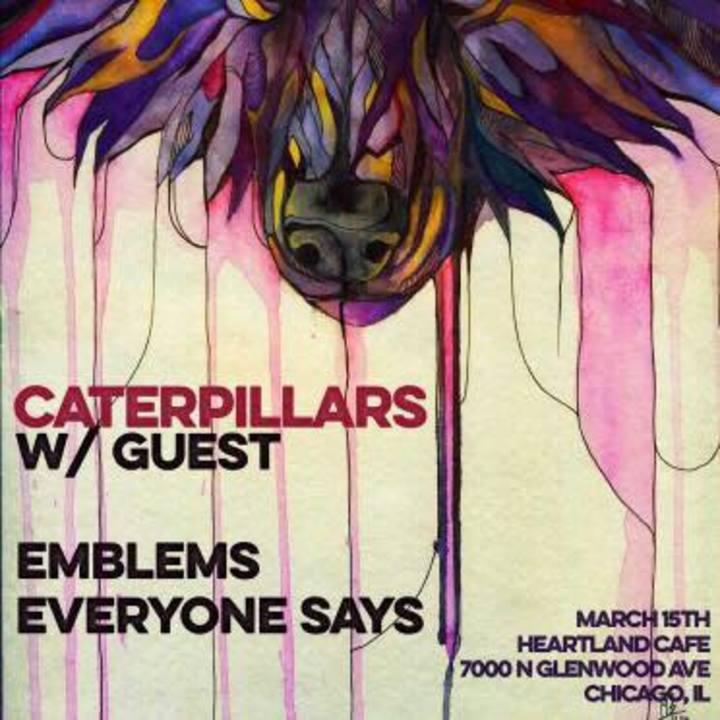 Emblems Tour Dates