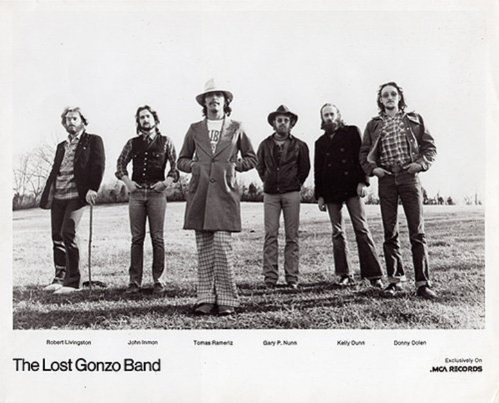 Lost Gonzo Band Tour Dates