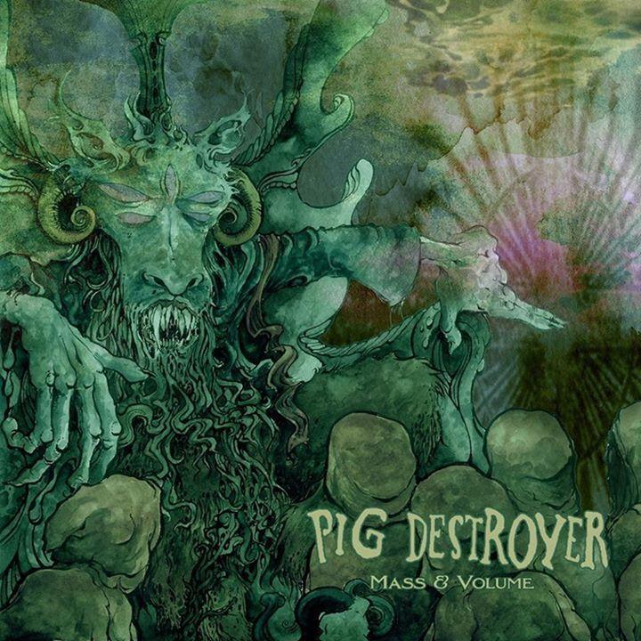 Pig Destroyer @ Union Transfer - Philadelphia, PA