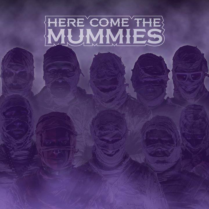 Here Come the Mummies @ Variety Playhouse - Atlanta, GA