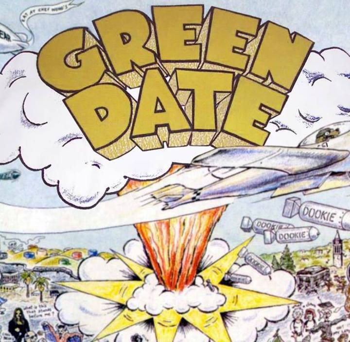 Green Date @ The Musician - Leicester, United Kingdom