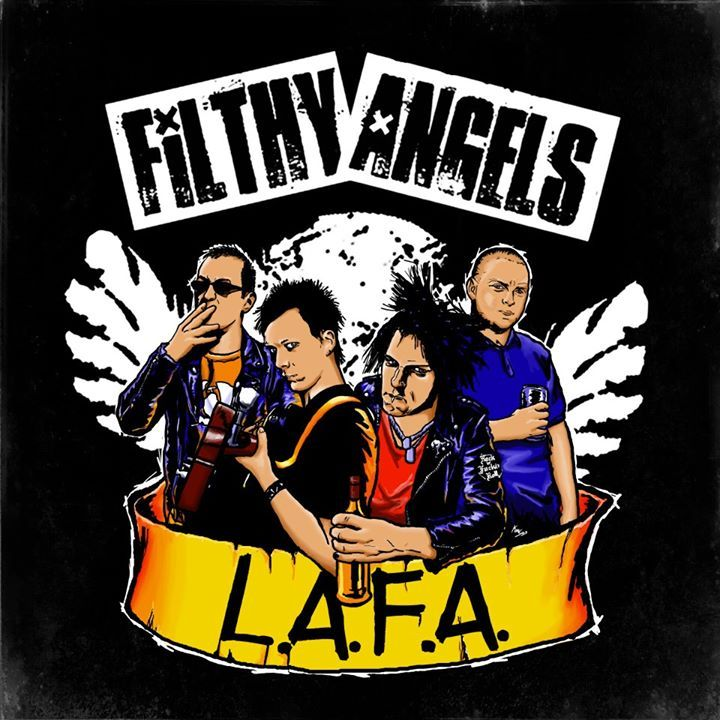 Filthy Angels Tour Dates