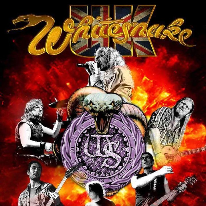 Whitesnake Deep Purple Tour