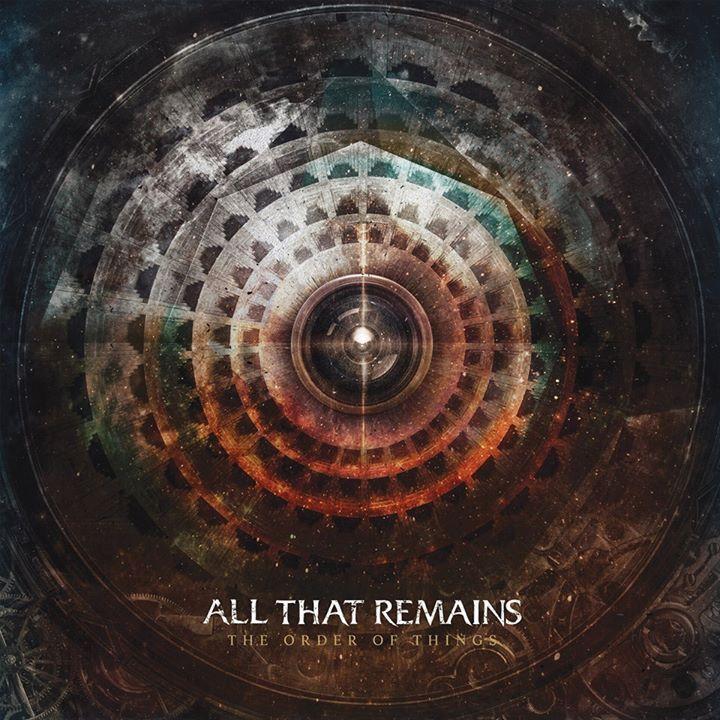 All That Remains @ US Cellular Coliseum - Bloomington, IL