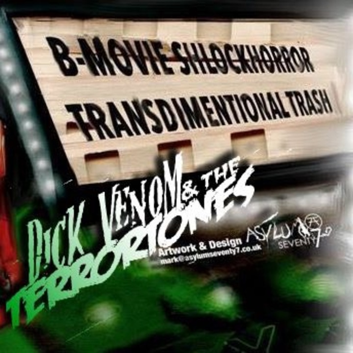 Dick Venom & The Terrortones Tour Dates