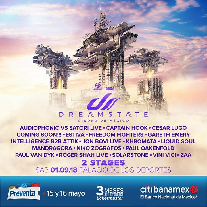 Bandsintown | Roger Shah Tickets - Dreamstate , Sep 01, 2018