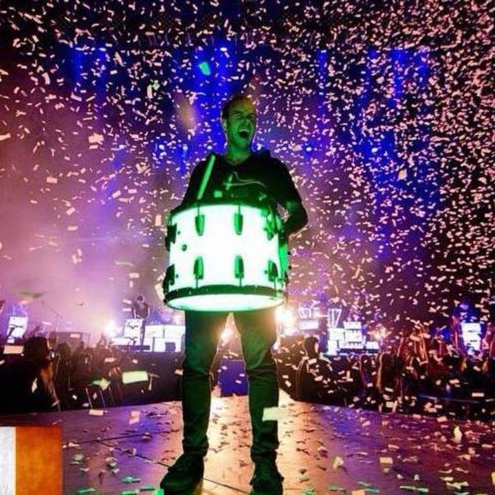 Eddie Fisher (OneRepublic) | Fan Club @ Marcus Amphitheater - Milwaukee, WI