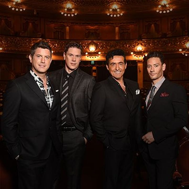Il divo tour dates 2018 concert tickets bandsintown - Il divo songs ...