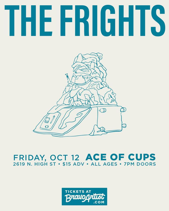 Bandsintown | The Frights Tickets - Ace of Cups, Oct 12, 2018