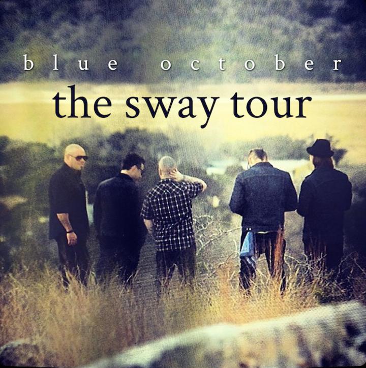 Blue October @ Texas Music Theater - San Marcos, TX