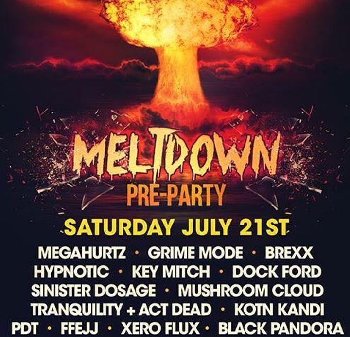 Bandsintown   DJ Brexx Tickets - The Leland City Club, Jul