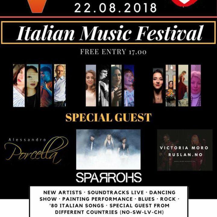 Bandsintown | SPARROHS Tickets - Origo Summer Stage, Aug 22