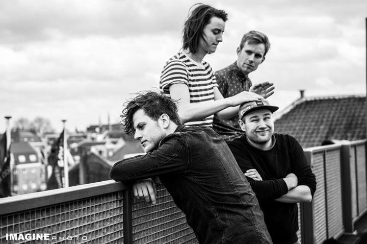 Adam & The Relevants @ 013 - Tilburg, Netherlands
